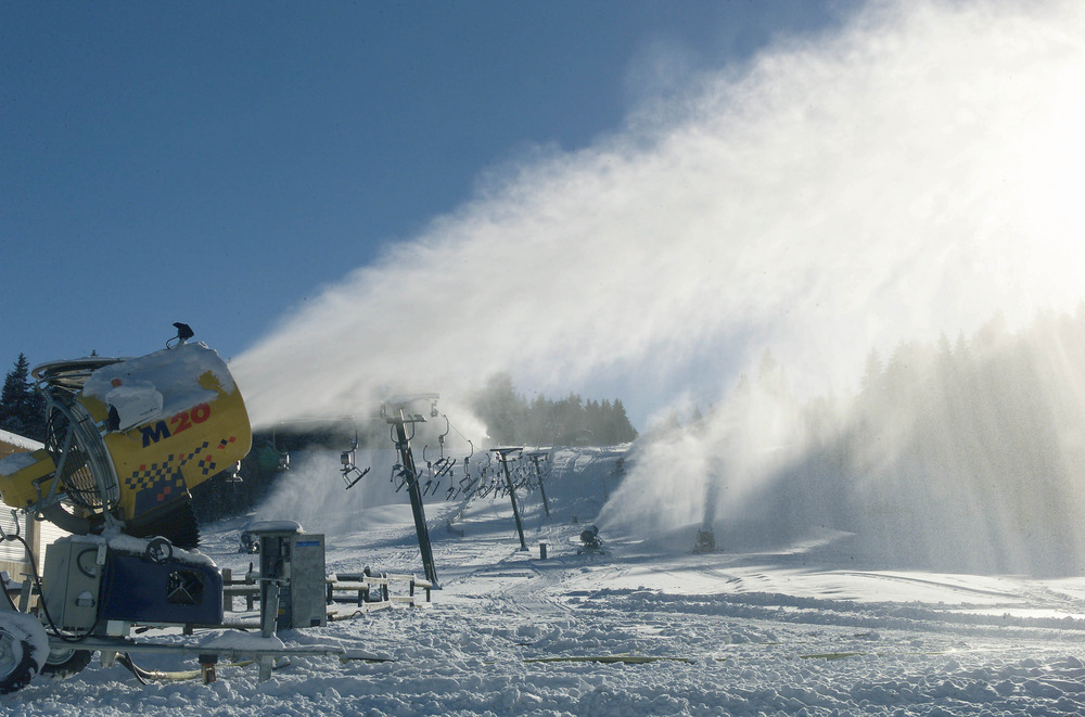 Winterberg snowcanon