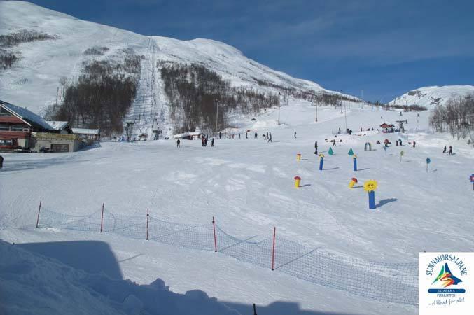 Sunnmørsalpane Skiarena
