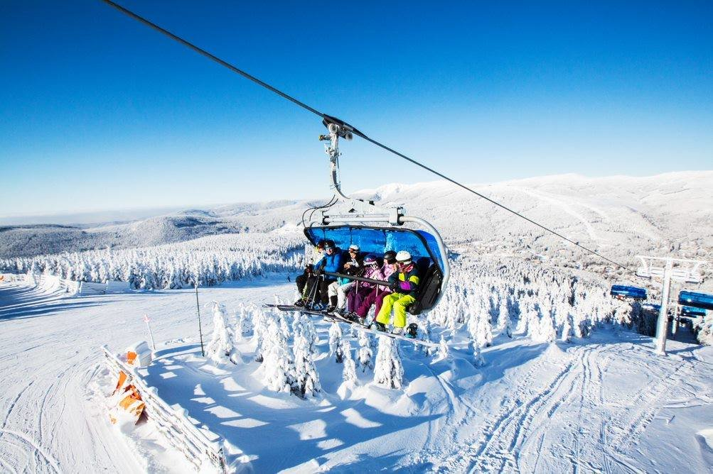 Skiareál Špindlerův Mlýn - 28.12.2018 - © Skiareál Špindlerův Mlýn | facebook