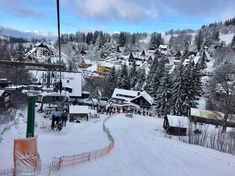 Čenkovice - Ski Bukovka, 31.12.2018 - © facebook Skibukovka