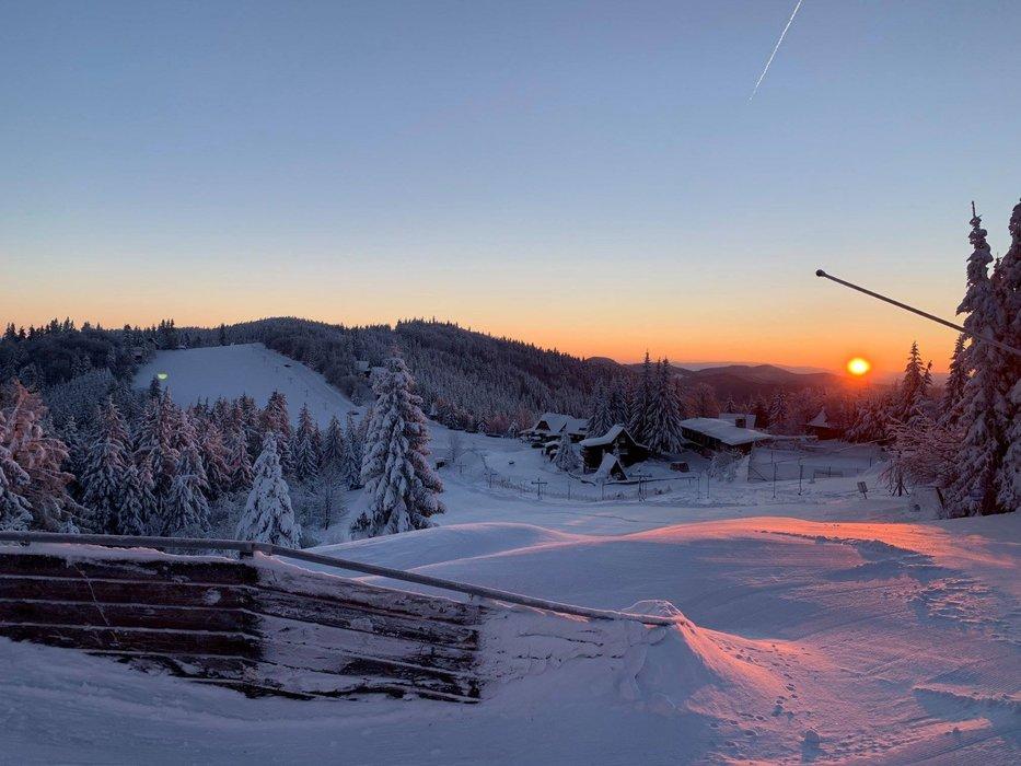 Ski centrum Kohútka 7.1.2019 - © Ski centrum Kohútka - facebook