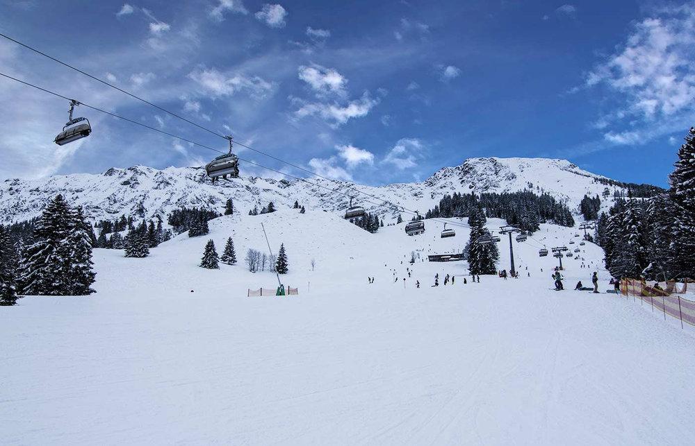 Skigebiet Oberjoch - © Oberjoch Verkehrsverein