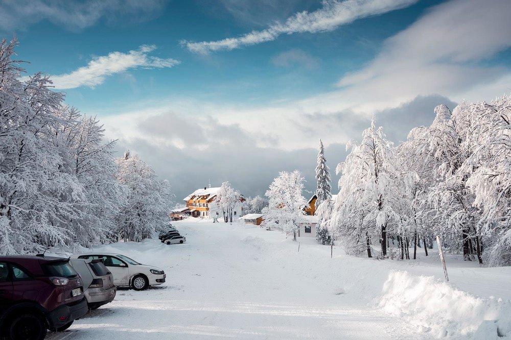 Skalka Arena Resort, Slovakia - © Skalka Arena