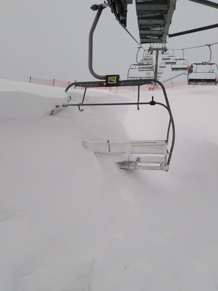 Strachan ski centrum, SK - 15.1.2019 - ©   facebook | Strachan ski centrum