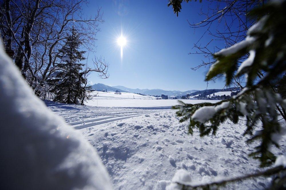 Oberstaufen im Winter - © Oberstaufen Tourismus Marketing GmbH
