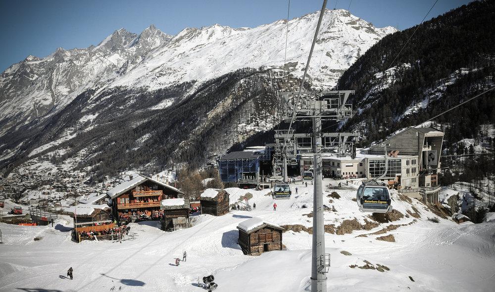 Furi - © Zermatt Tourismus