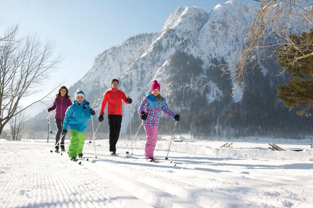 Langlaufen in Maurach - © Achensee Tourismus