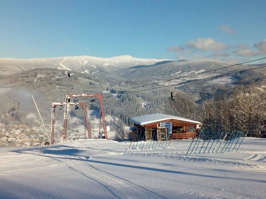 Ski Kamenec 21.1.2019 - © Ski Kamenec facebook