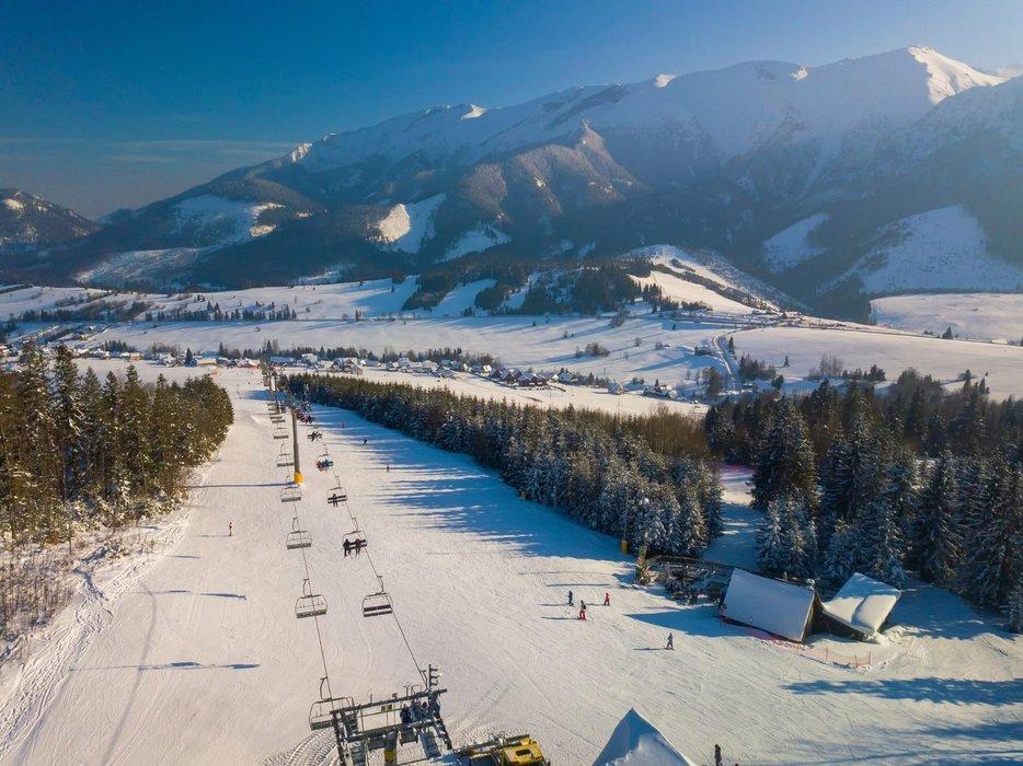 Strachan Ski centrum - © facebook  b24009b9733