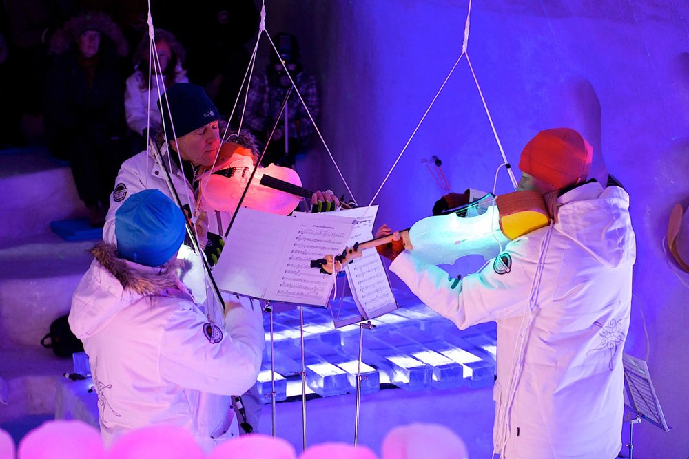 Ice Music a Pontedilegno - Tonale - © Ph Tim Linhart