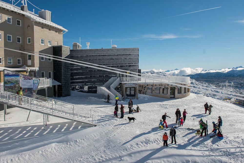 Bergstation Krippenstein - © DAG - J. Gamsjäger