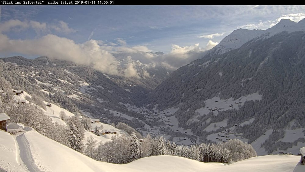Impressionen aus dem Skigebiet Kristbergbahn Montafon - ©  Montafoner Kristbergbahn Silbertal GmbH