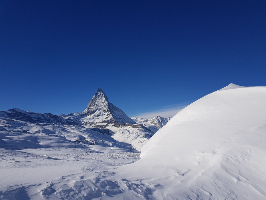 Iglu Dorf in Zermatt - © Zermatt Bergbahnen AG