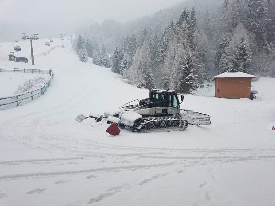 Montecampione Ski Area 04.02.19 - © Montecampione Ski Area Facebook