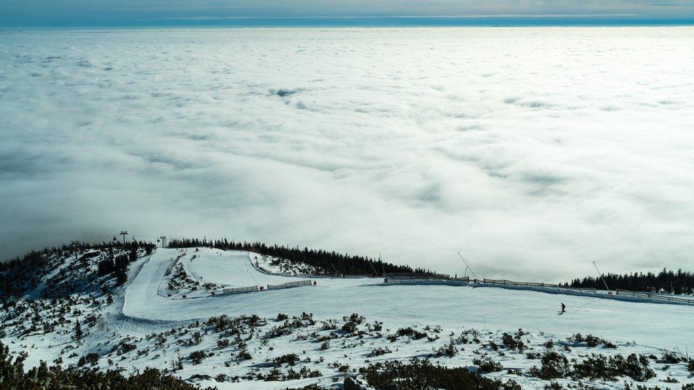 Tomuto sa hovorí Tatranské more! - © www.vt.sk