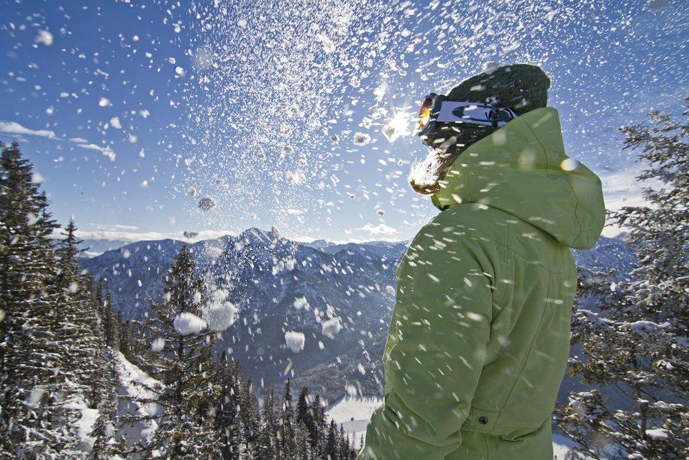 Dove sciare questo weekend? - © Ammergauer Alpen GmbH, Gemeinde  Oberammergau. Foto: Matthias Fend
