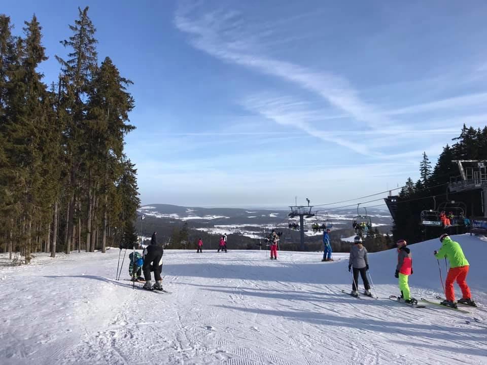 Lyžařský areál Zadov 18.2.2019 - © Zadov - facebook