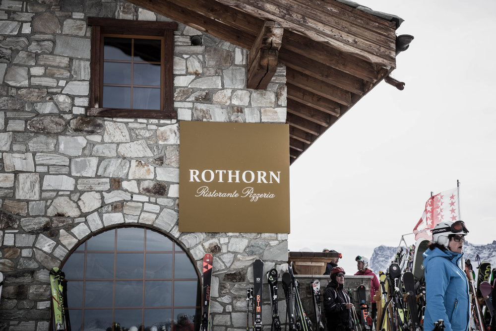 Restaurant am Rothorn - © Skiinfo | Sebastian Lindemeyer