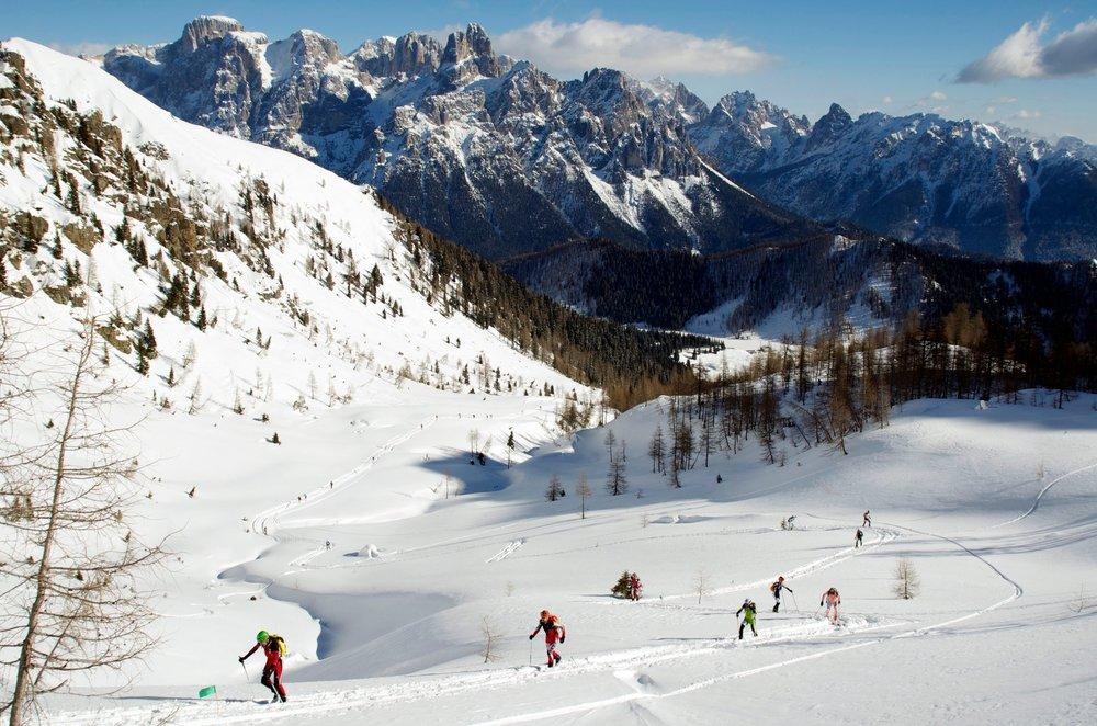 Folga Ski Race a San Martino di Castrozza - © Ph. Andrea Salini