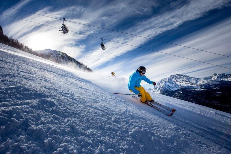 Skifahren am Jenner - © Jennerbahn Facebook