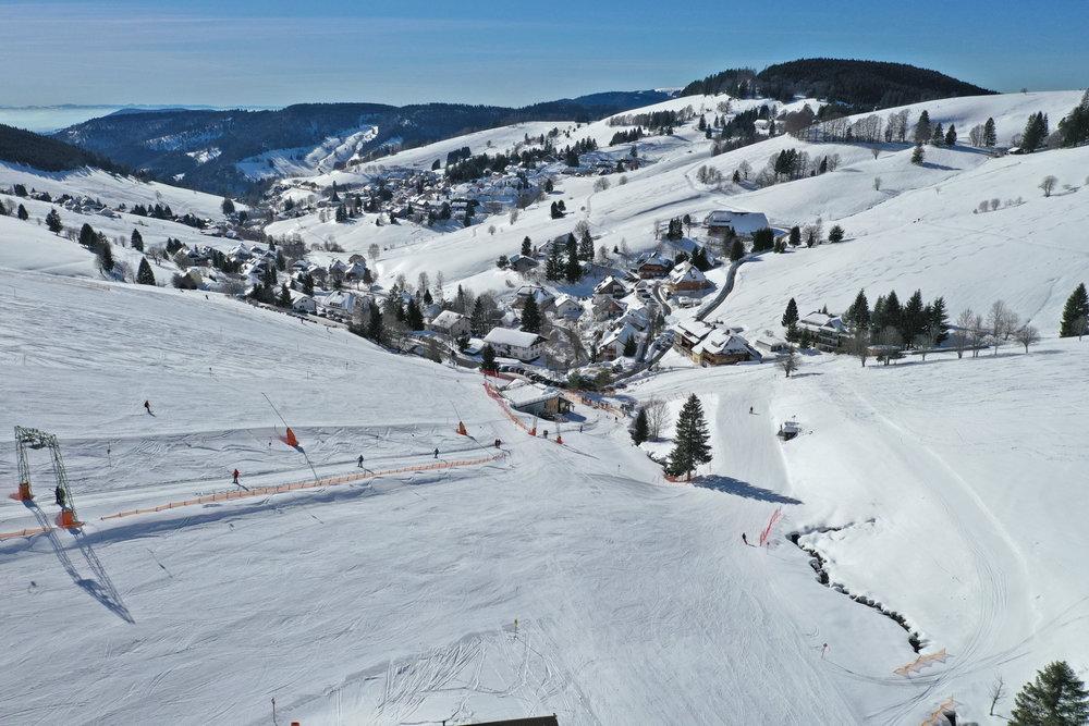 Skigebiet Todtnauberg - © Skilifte Todtnauberg