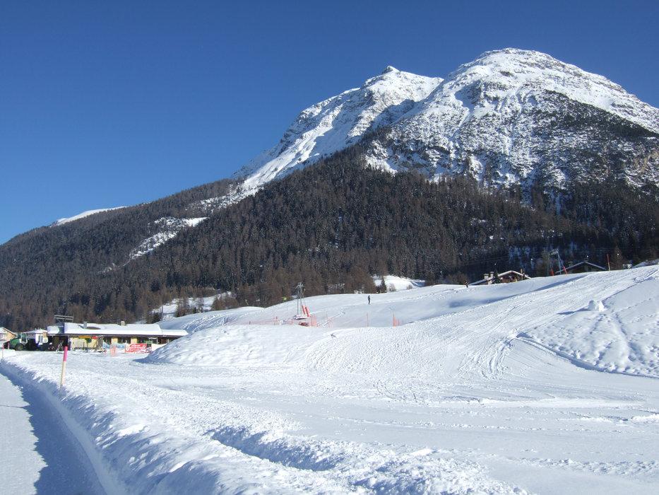 Skilift La Punt-Chamues-ch - © La Punt Tourist Information