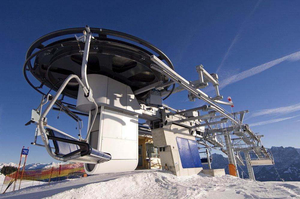 Doppelmayr Lift - © Alpenarena Hochhäderich