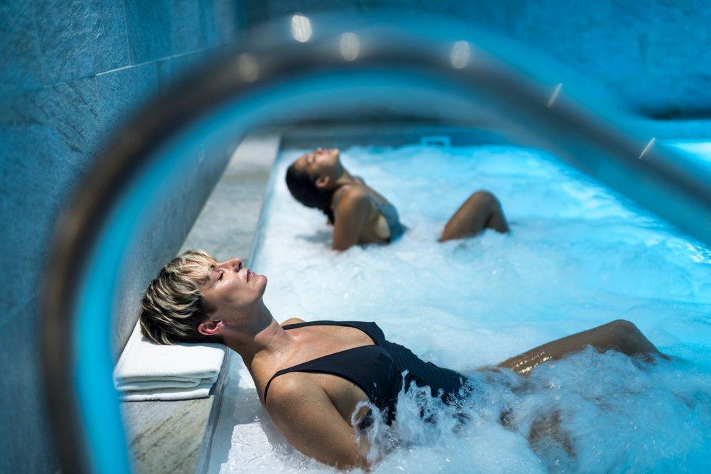 Aquapark v Livignu: Aquagranda - © APT Livigno
