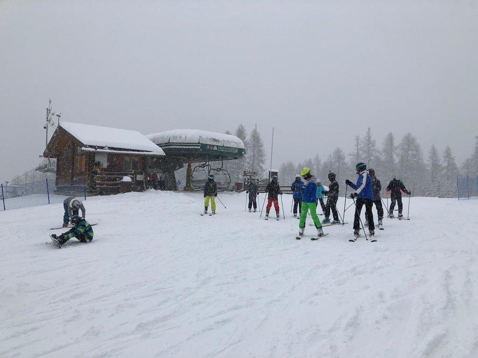Bardonecchia 01.02.19 - © Bardonecchia Ski Facebook
