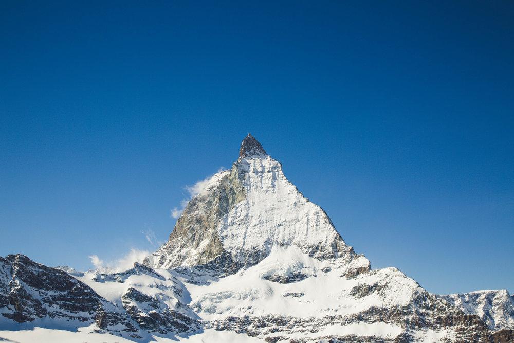 Matterhorn - © Skiinfo | Sebastian Lindemeyer