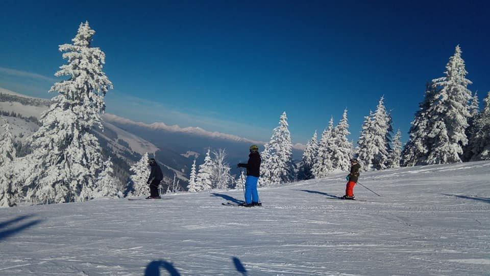Perfektné podmienky na lyžovačku na Čertovici - © Ski centrum Čertovica - facebok