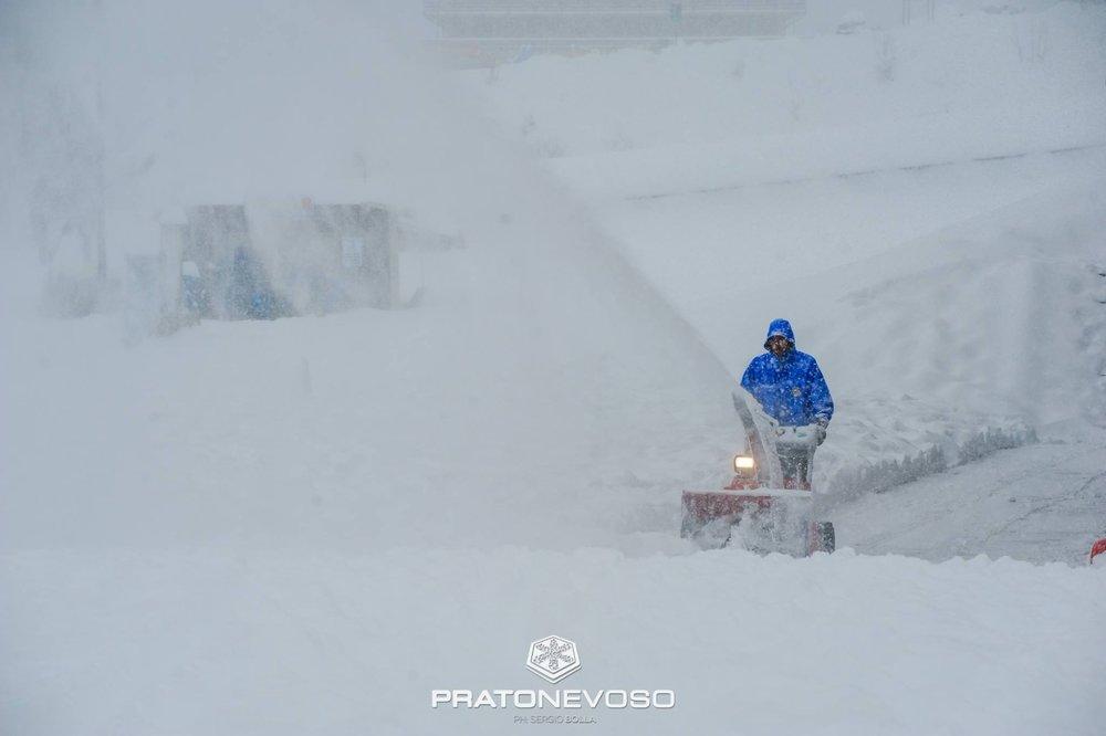 Prato Nevoso 01.02.19 - © Prato Nevoso Ski Facebook
