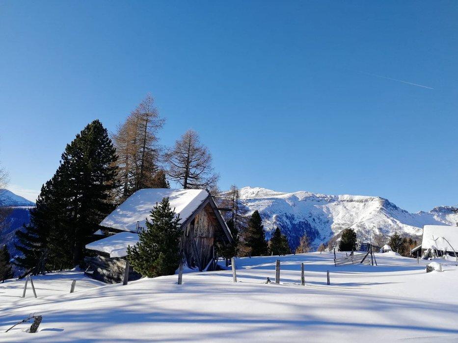 Tolles Winterbild aus der Ferienregion Salzburger Lungau - © Ferienregion Salzburger Lungau