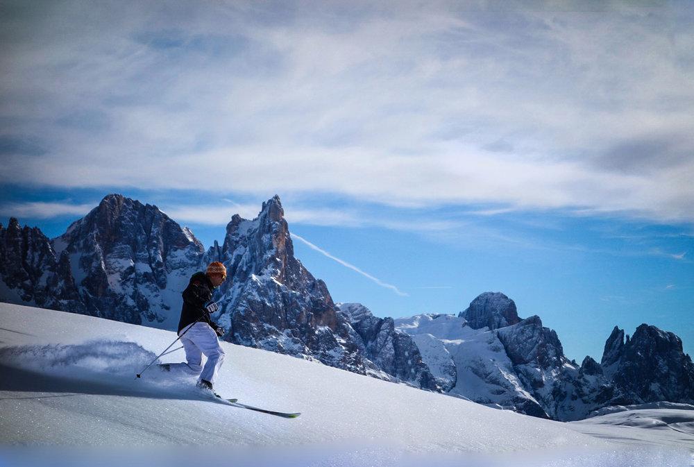 Telemark Event a San Martino di Castrozza - Passo Rolle - © Ph: Pascal Lacroix per Sanmartino.com