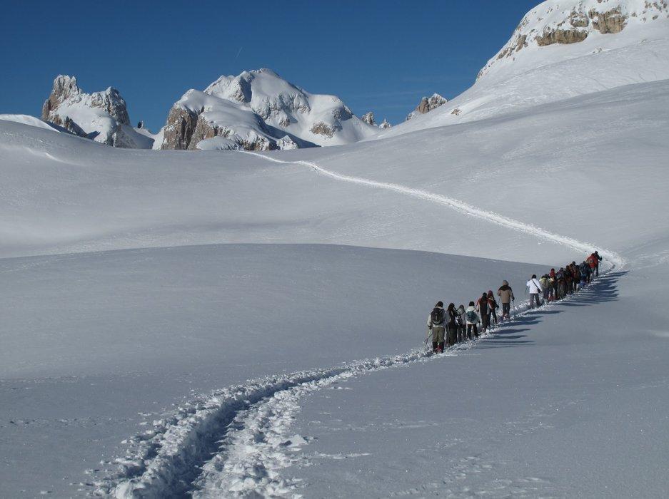 Attività oltre lo sci nella skiarea San Martino di Castrozza - Passo Rolle - © Ph. Andrea Battistella