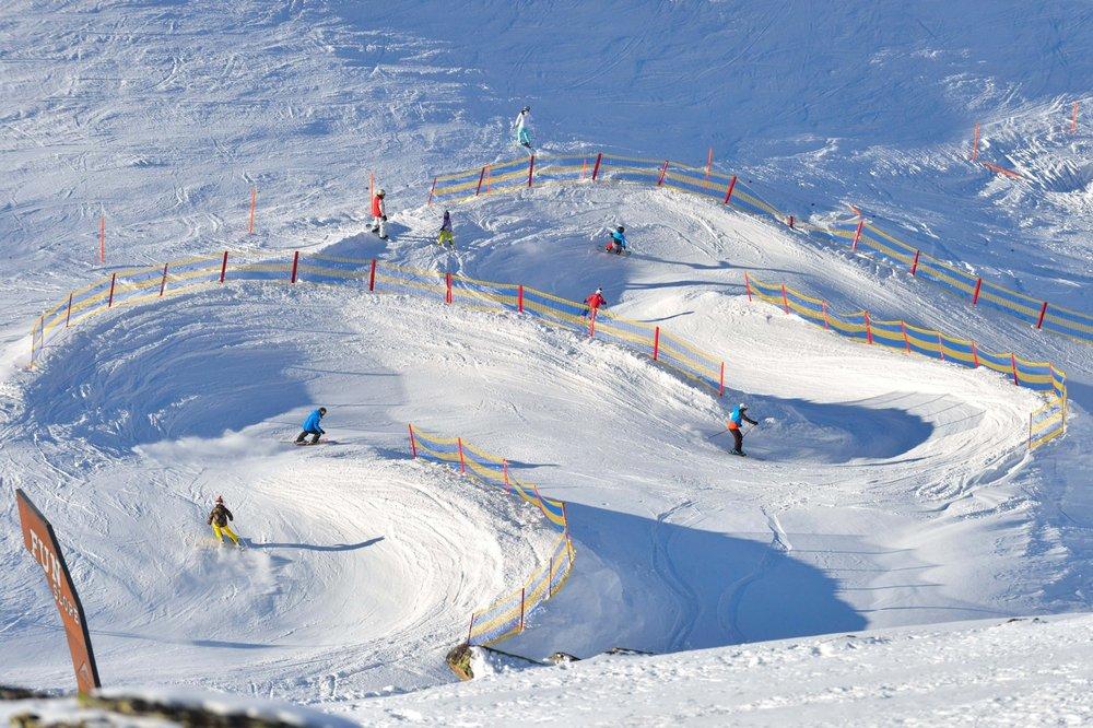 Serfaus-Fiss-Ladis: fun slope - © Sepp Mallaun