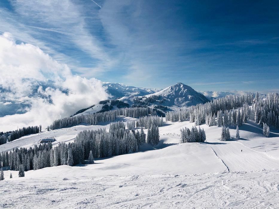 Impressionen aus der SkiWelt - © Anita Baumgartner
