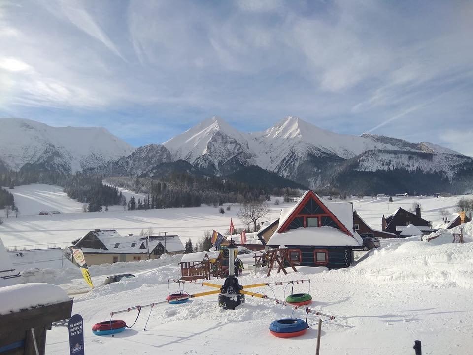 Strachan Ski Centrum 17.1.2019 - © facebook Strachan Ski Centrum