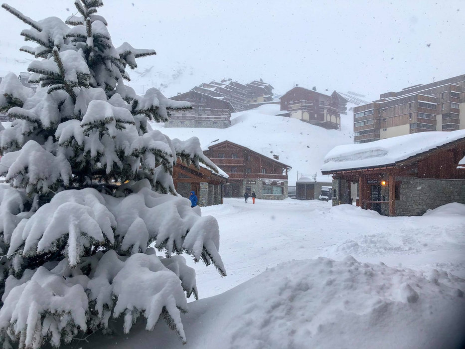 Val Thorens (04.04.2019) - © Val Thorens Facebook