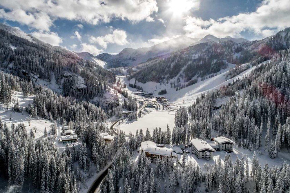 Zauchensee im Januar 2019  - © Zauchensee Liftgesellschaft