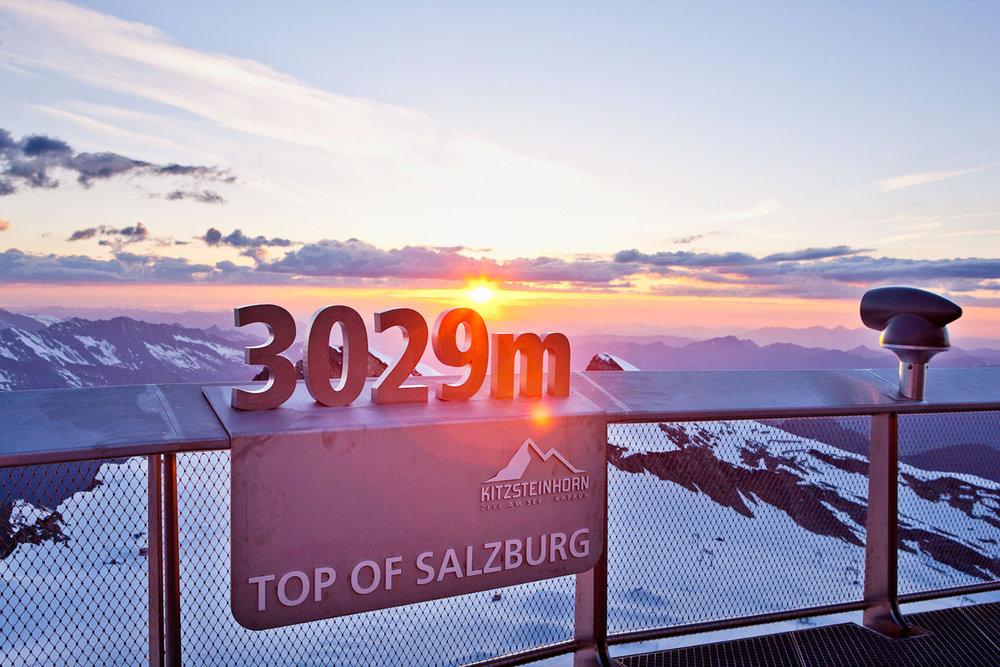 Kitzsteinhorn - Top of Salzburg - © Kitzsteinhorn - Gletscherbahnen Kaprun AG