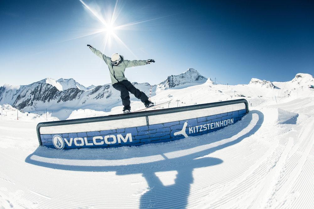 Snowpark Kitzsteinhorn - © Kitzsteinhorn - Gletscherbahnen Kaprun AG