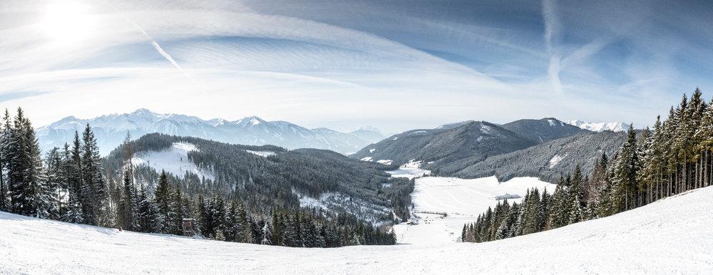 Impressionen aus dem Skigebiet Kaiserau - © Stefan Leitner