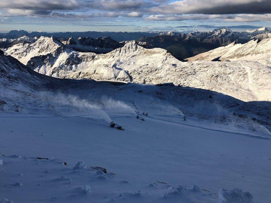 Ruszył sezon na lodowcu Mölltal - © TMR, a.s.