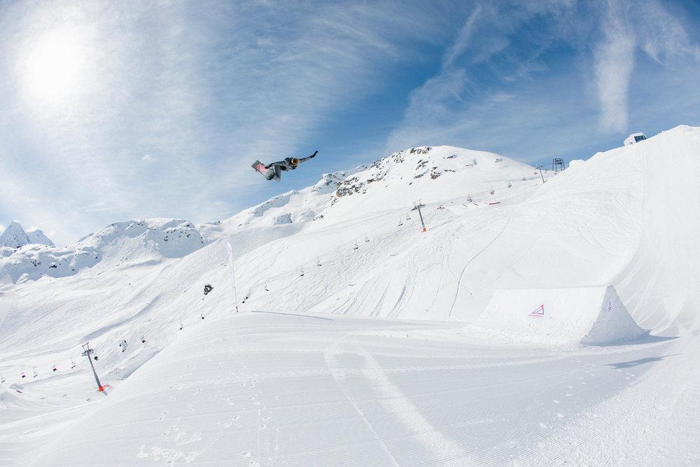 Corvatsch Snowpark - © Filip Zuan