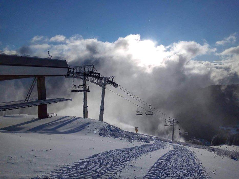 Donovaly - Nová hoľa (27.12.2019) - © facebook | PARK SNOW Donovaly