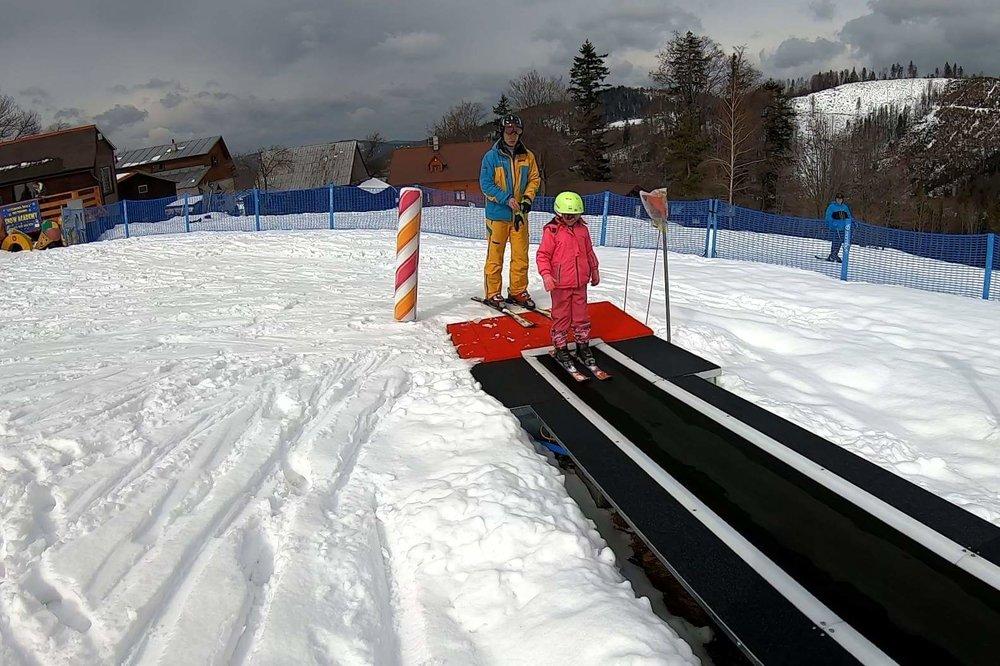 Optimálnym vekom pre väčšinu detí sú 4 roky... - © Snowparadise Veľká Rača Oščadnica