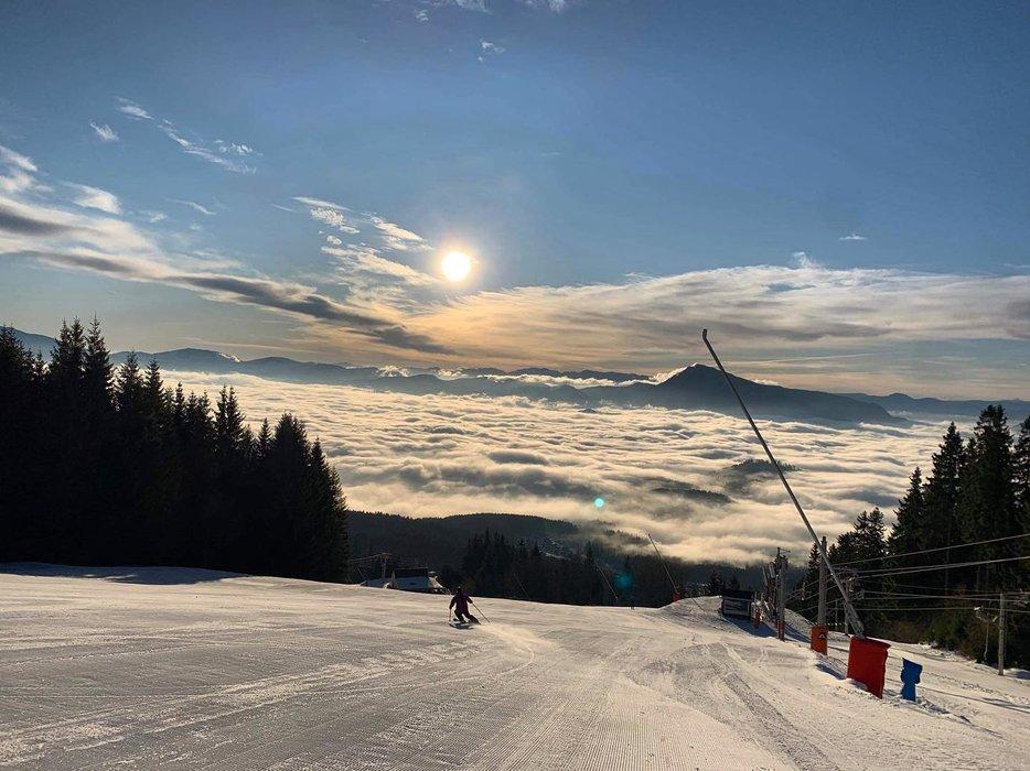Kubínska hoľa 17.1.2020 - © Ski park Kubínska hoľa - facebook