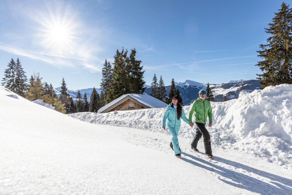 Winterwandern im Alpbachtal - © Ski Juwel Alpbachtal Wildschönau