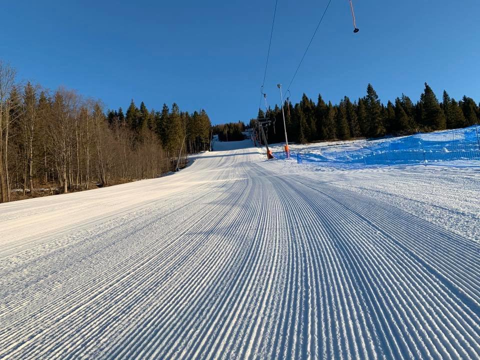 Meander Skipark Oravice 24.1.2020 - © facebook | Meander Skipark Oravice